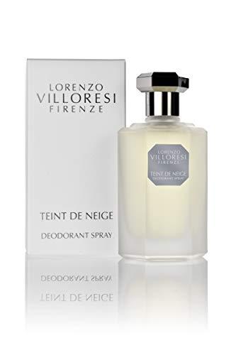 Lorenzo Villoresi Lorenzo villoresi teint de neige desodorante spray 100ml