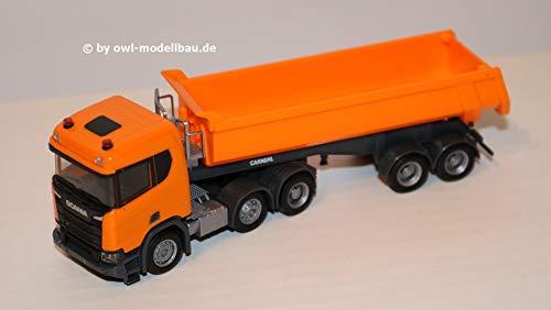 Herpa 309394 Scania CR ND XT 6x2 RuMuszg, Farbe