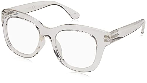 Peepers by PeeperSpecs Women's Center Stage Oversized