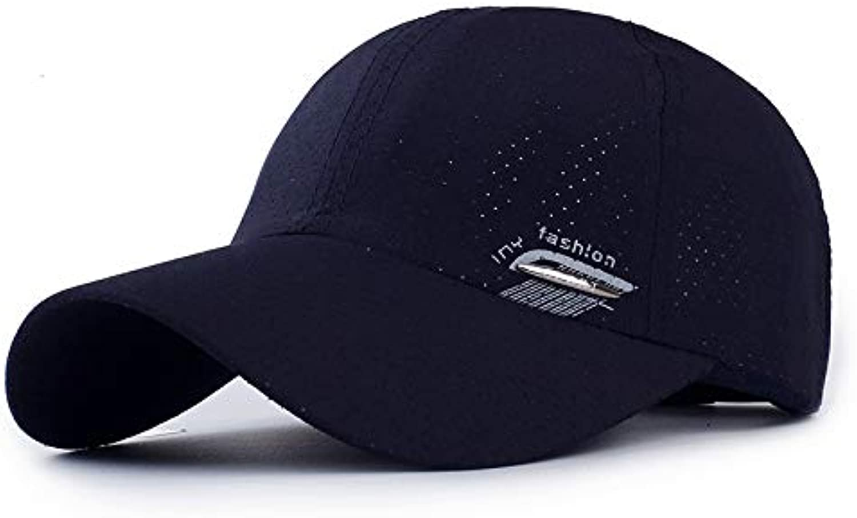 AAMOUSE Baseball Cap Summer Cap Breathable Mesh Baseball Cap for Men Women Solid Sport Sun Snapbacks Bone Gorras Dad Hat