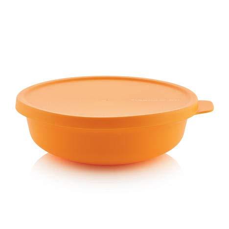 Tupperware Aloha Hitparade - Recipiente con tapa (450 ml, 450 ml), color naranja