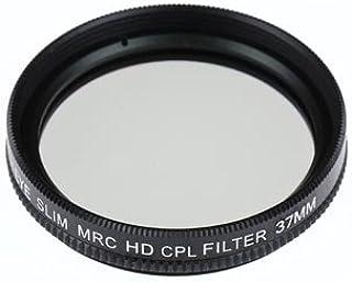 RICOH WG-6/RICOH G900用 互換MRC-CPLレンズ保護フィルター37mm