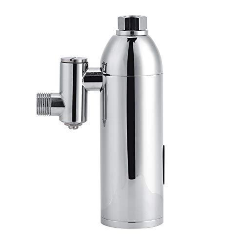 FTVOGUE Sensor automático de infrarrojos para urinario, latón y metal, para inodoro
