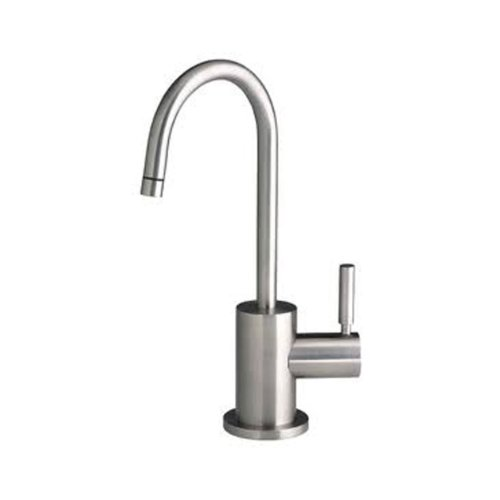 Waterstone 1400H-CH Parche Filtration Faucet Hot Only Single Handle, Chrome