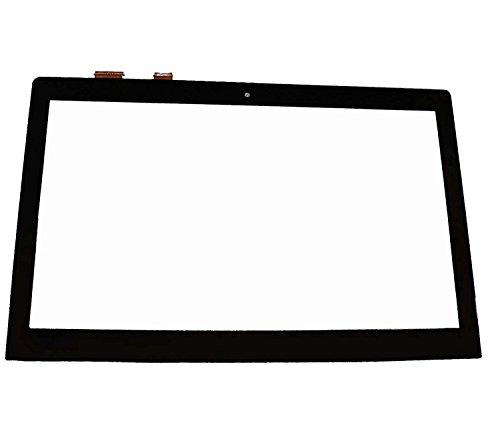 XJS 13.3' Laptop Front Screen Touch Digitizer for ASUS VivoBook Q301LA-BSI5T17 (NO LCD)