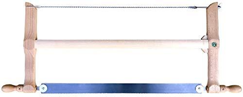 Ulmia 277-600 Säge, Spannsäge (lasergehärtete Spezialverzahnung verlauffreie Schnitte auf Zug ausgelegte japanische Hochleistungsblätter zahnspitzengehärtet Länge: 600 mm)