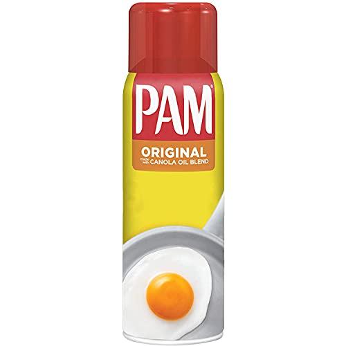 PAM Non Stick Original Cooking Spray, 6 OZ