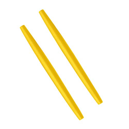 BlazerBuck Calcetines de repuesto para Oakley Glass OX3024 OX3085 OX3144 OX5055 OX5113 OX5120 OX3133 - Amarillo