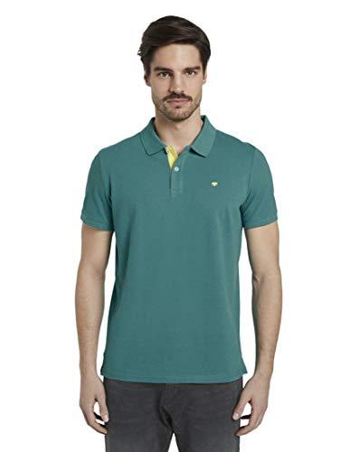 TOM TAILOR Basic Poloshirt voor heren