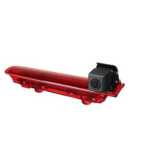 Caméra de recul T5 Voiture troisième Toit Montage feu de freinage feu Stop caméra de recul pour Van V W T5 / T6-3. Feu Stop (Portes Doubles Uniquement)