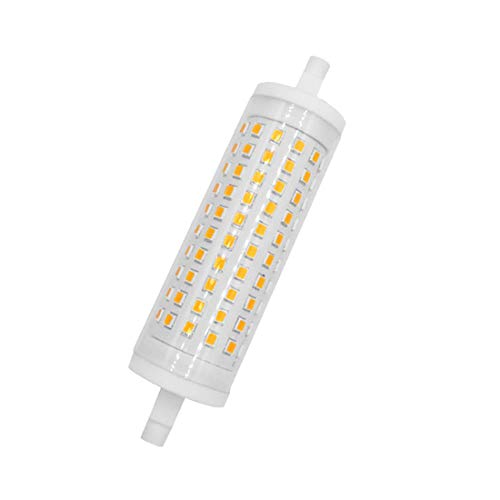 Akaiyal 15W R7s Lámpara de Bombilla LED Regulable 118MM Blanco Frio 6