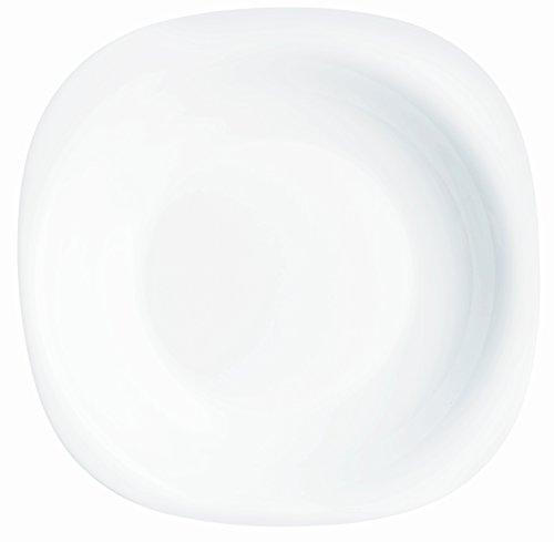 Luminarc - Plato llano, cristal, Plato, 26.5 centimeters, 1 unidad