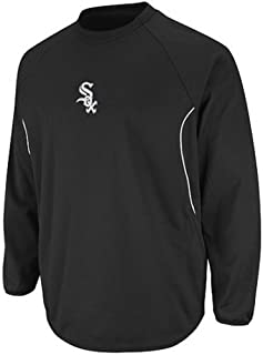 Majestic Chicago White Sox Authentic Therma Base Tech Fleece Big & Tall Sizes