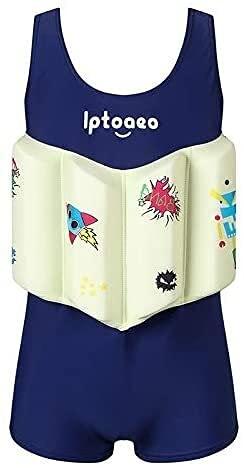 Traje de baño de Moda Trajes de Buceo para niños y niñas,...