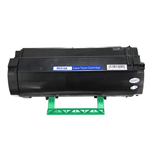 Compatible con LM-MX310 Lexmark Standard Compatible sin cartucho de chip Número de Lexmark MX310DN / 410DE / 510DE / 511DE / 511DHE / 511DTE610DW / 611DE / 611DHE /