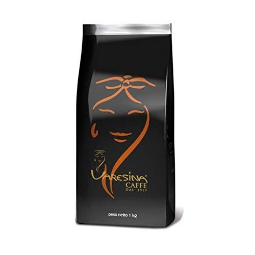 Varesina Caffé Top Qualitiy | Espresso Bohnen | Espresso Kaffee intensiv und dabei besonders milde | 95% Arabica, 5% Robusta | Barista Qualität | Ganze Bohnen