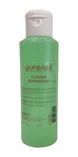Nail Cleaner Dégraissant pour Gel UV et Faux Ongles, 125 ml, Livraison gratuite en France