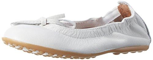 Bisgaard Mädchen Ballerina Geschlossene Ballerinas, Weiß (3000-1 White), 27 EU