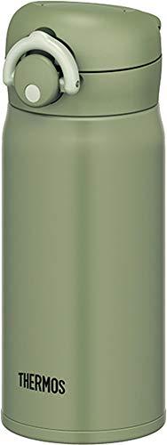 サーモス 真空断熱ケータイマグ ワンタッチオープンタイプ 350ml カーキ JNR-351 KKI