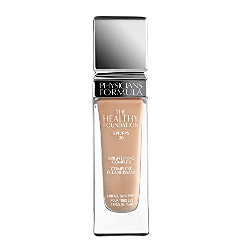Physicians Formula The Healthy Foundation with SPF 20, LC1, 1 Ounce