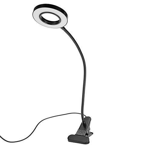 zwarte bureaulamp ikea