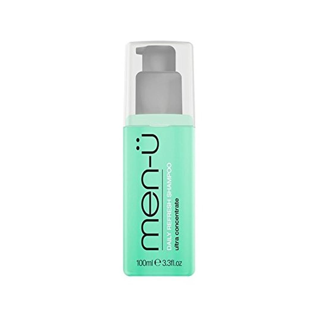 弾性または行動Men-? Daily Refresh Shampoo (100ml) - 男性-?毎日リフレッシュシャンプー(100ミリリットル) [並行輸入品]