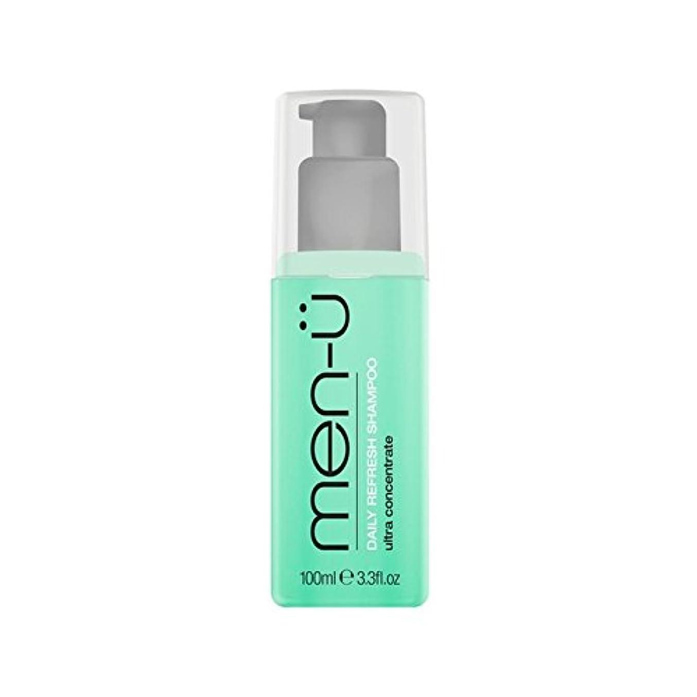 解く渇き荒れ地Men-? Daily Refresh Shampoo (100ml) - 男性-?毎日リフレッシュシャンプー(100ミリリットル) [並行輸入品]