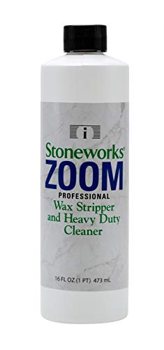 Zoom (1 Pint) Sealer Stripper and Wax Remover for Stone and Tile