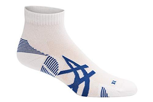 ASICS Unisex-Adult 3013A238-100_39-42 Socks, White