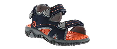 Khombu Tarpon (5-10) Shoe Navy in Size 8