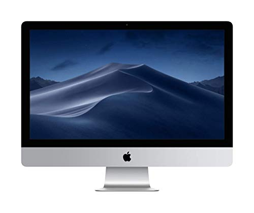 Apple iMac (27-inch Retina 5K display: 3.8GHz quad-core Intel Core i5, 8GB RAM, 2TB) - Silver