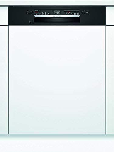 Bosch Elettrohome SMI2ITB33E Serie 2 - Lavavajillas integrable, 60 cm, color negro