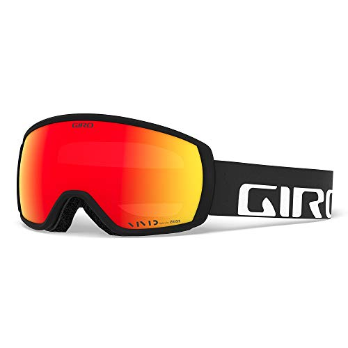 Giro Herren Balance Skibrille, Black Wordmark, One Size