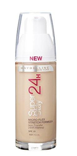 Maybelline SuperStay 24Hr Foundation - 021 Nude