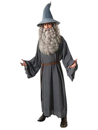 Rubie's Kostüm Gandalf Der Hobbit Eine unerwartete Reise Männer