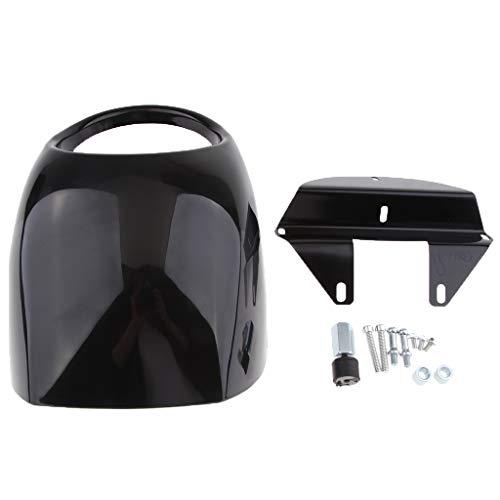 perfk Lampenmaske Motorrad Rennverkleidung Scheinwerferverkleidung Windschutzscheibe Bildschirm