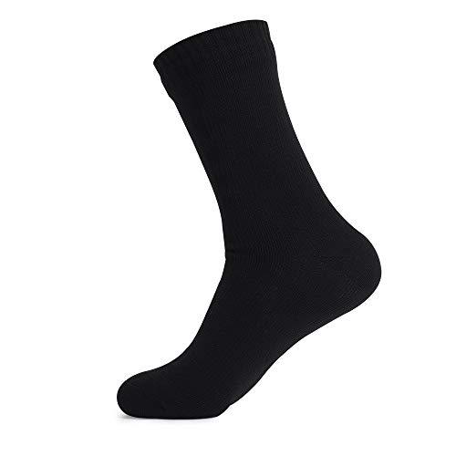 Qinlov Wasserdichte Socken für Damen und Herren Ultraleichte Atmungsaktive Sport Klettern Trekking...