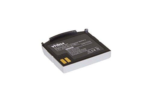 vhbw batería Compatible con Geemarc CL7350ad Auriculares inalámbricos Cascos (200mAh, 3,7V, Li-Ion)