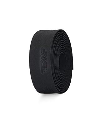 BW EVA Road Bike Handlebar Tape – Comfortable Bicycle Handle Bar Wrap - Black