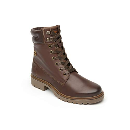 Flexi ALDARA Country Women's Genuine Cowhide Leather Combat Boot | 37808 (9)