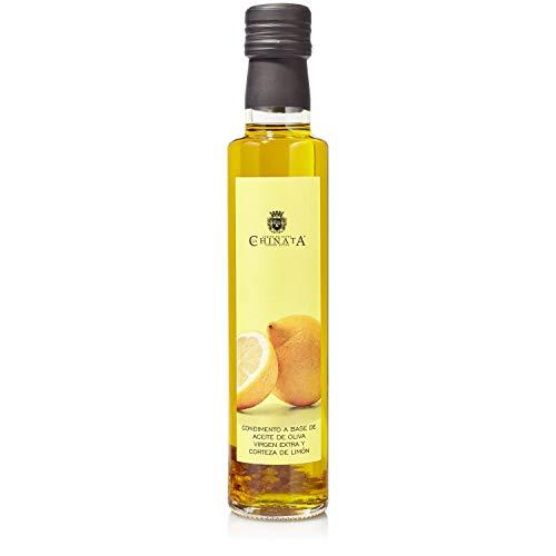 Extra natives Olivenöl mit Zitrone - La Chinata
