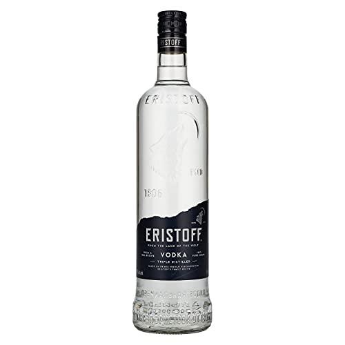 Eristoff Vodka Pack 3 x 1000 ml - Total: 3L