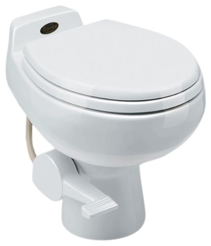 SeaLand - 302510483 Traveler 510 Plus Bone Toilet