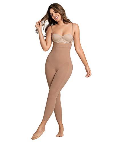 Leonisa Body Busto Libre Invisible, con compresión de piernas y realce de glúteos