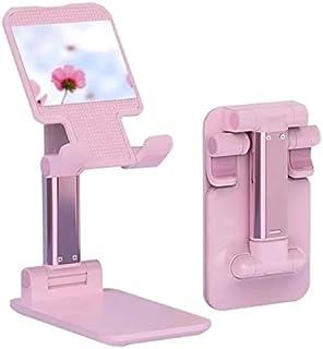 Cucudy Suporte de Mesa Dobrável para Celular e Tablet