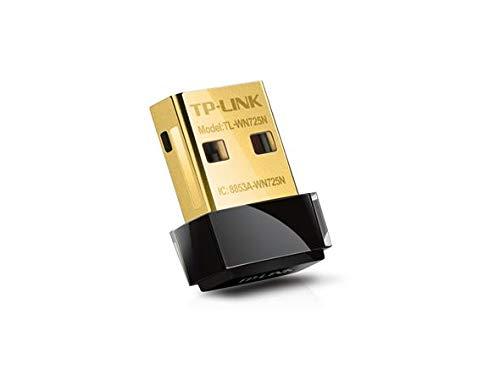 TP-Link USB-Adapter, 150 MBPS Wireless N Nano TL-WN725N