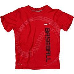 Nike Juego completo para niño, negro/rojo rojo 18 Meses