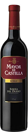 Mayor de Castilla Roble Vino Tinto D.O. Ribera Del Duero, 750ml