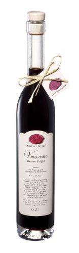 Berners Feinkost Delikatessen Vino cotto weisser Trüffel (Essig) 0,2 l