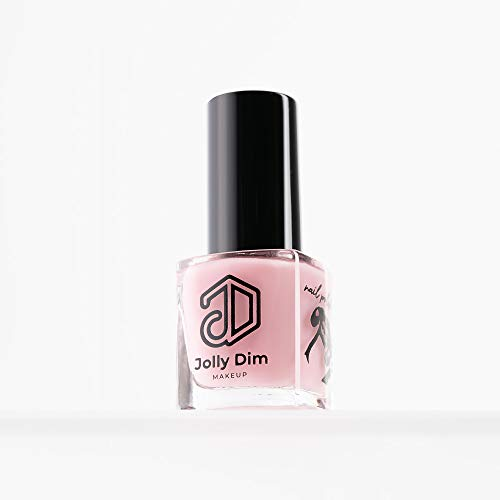 Jolly Dim make-up nagellak met hoogglanseffect Taffy